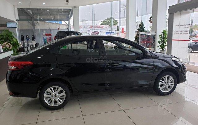 Bán Toyota Vios 2020 tặng tiền mặt, phụ kiện và BH, trả trước 140tr nhận xe giá rẻ nhất khu vực Nam Định2