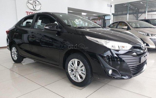 Bán Toyota Vios 2020 tặng tiền mặt, phụ kiện và BH, trả trước 140tr nhận xe giá rẻ nhất khu vực Nam Định3
