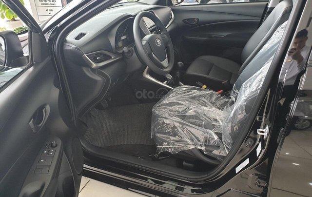 Bán Toyota Vios 2020 tặng tiền mặt, phụ kiện và BH, trả trước 140tr nhận xe giá rẻ nhất khu vực Nam Định5