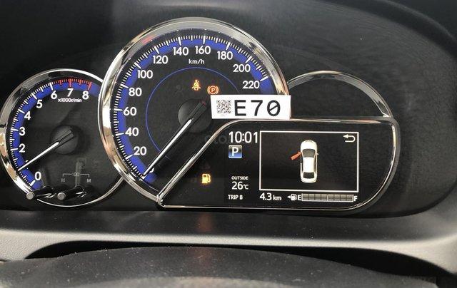 Bán Toyota Vios bản G AT giá ưu đãi nhất Nam Định4