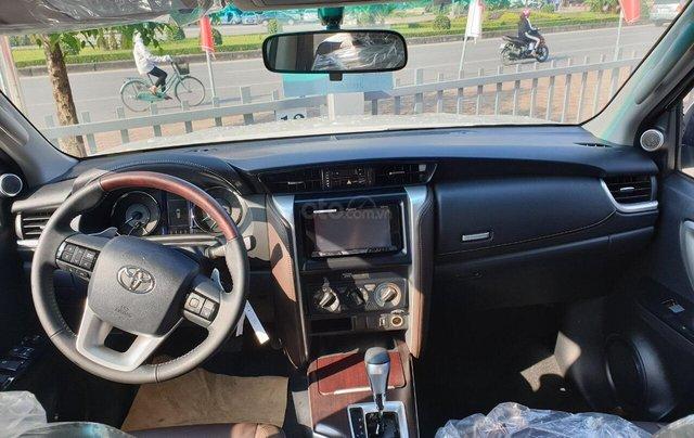 Toyota Fortuner 2.4 AT 2020 - chỉ tiêu duy nhất 3 xe - giá sập sàn2