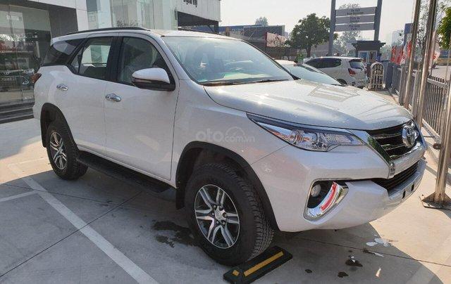 Toyota Fortuner 2.4 AT 2020 - chỉ tiêu duy nhất 3 xe - giá sập sàn5