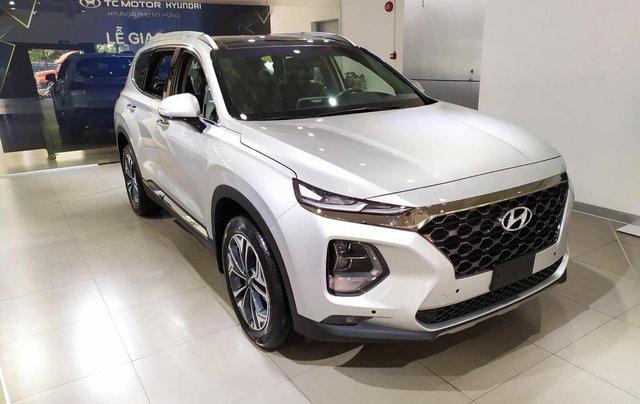 Hyundai Santafe cao cấp, giá ưu đãi, quà tặng cực cấp dẫn0