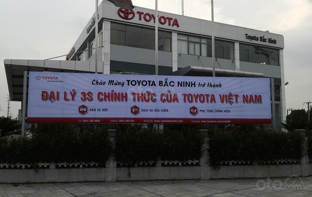 Toyota Bắc Ninh 2