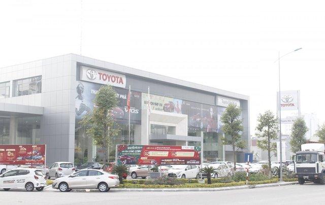 Toyota Bắc Ninh 1