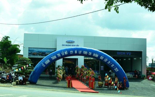 Ford Đà Lạt - Chi Nhánh Bảo Lộc  5