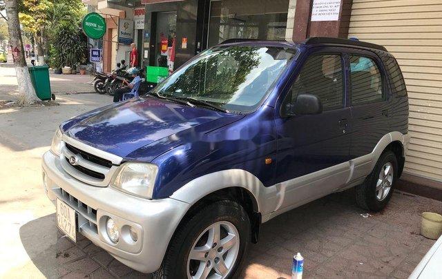 Bán xe Daihatsu Terios sản xuất 2005, giá chỉ 220 triệu1