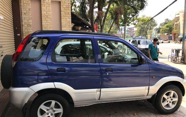 Bán xe Daihatsu Terios sản xuất 2005, giá chỉ 220 triệu3