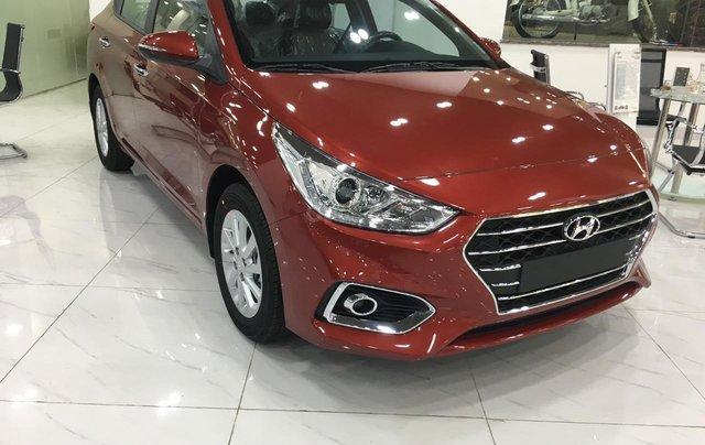 Hyundai Accent AT tiêu chuẩn - Ưu đãi lớn tại Hyundai Long Biên, đủ màu xe, hỗ trợ trả góp tối đa 80% 1