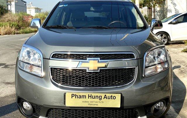 Bán xe Chevrolet Orlando năm 2013 số tự động, giá tốt8
