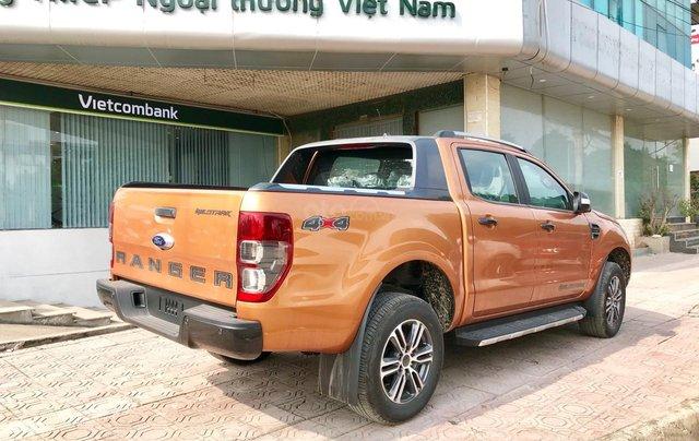 Ford Ranger Wildtrak 2020, đủ màu, giá ký giao ngay cực tốt, vay trả góp, chỉ cẩn 200 triệu lăn bánh, thủ tục nhanh3