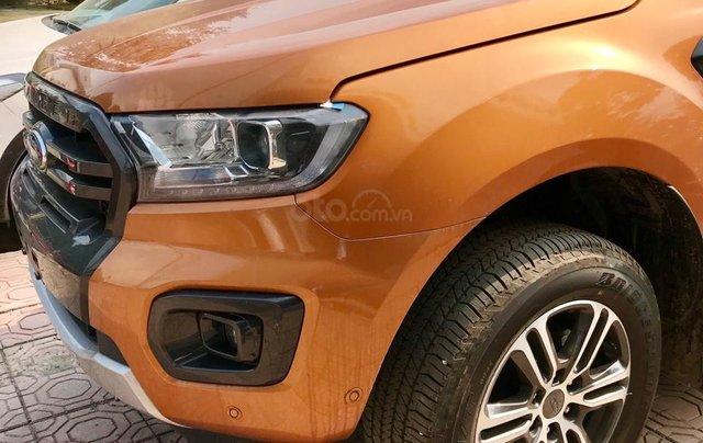 Ford Ranger Wildtrak 2020, đủ màu, giá ký giao ngay cực tốt, vay trả góp, chỉ cẩn 200 triệu lăn bánh, thủ tục nhanh4