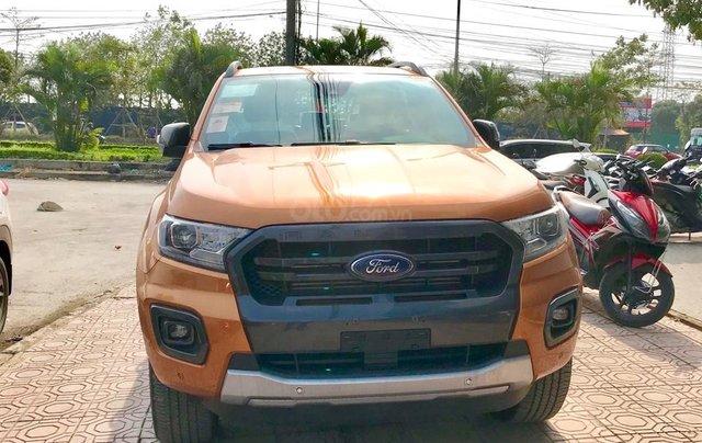 Ford Ranger Wildtrak 2020, đủ màu, giá ký giao ngay cực tốt, vay trả góp, chỉ cẩn 200 triệu lăn bánh, thủ tục nhanh5