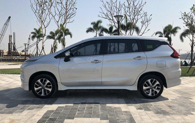 Cần bán Mitsubishi Xpander đời 2018, màu bạc, xe như mới, có hỗ trợ trả góp4