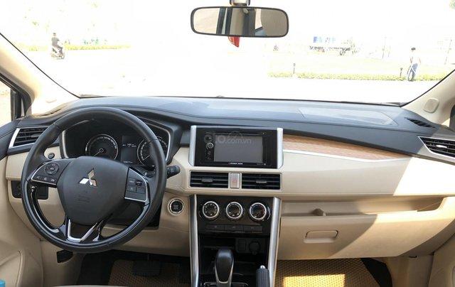 Cần bán Mitsubishi Xpander đời 2018, màu bạc, xe như mới, có hỗ trợ trả góp8