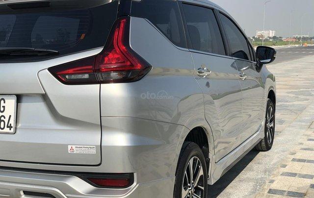 Cần bán Mitsubishi Xpander đời 2018, màu bạc, xe như mới, có hỗ trợ trả góp6