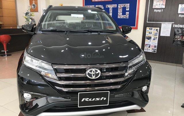 Giá xe Toyota Rush 1.5G AT 2020, nhập khẩu nguyên chiếc, giảm giá sập sàn, hỗ trợ trả góp 0