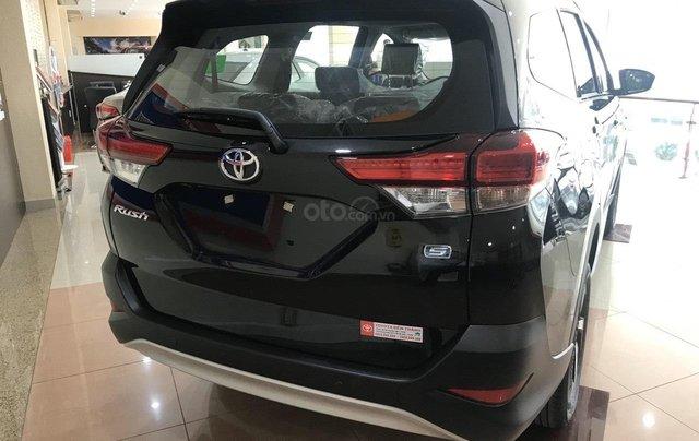Giá xe Toyota Rush 1.5G AT 2020, nhập khẩu nguyên chiếc, giảm giá sập sàn, hỗ trợ trả góp 1