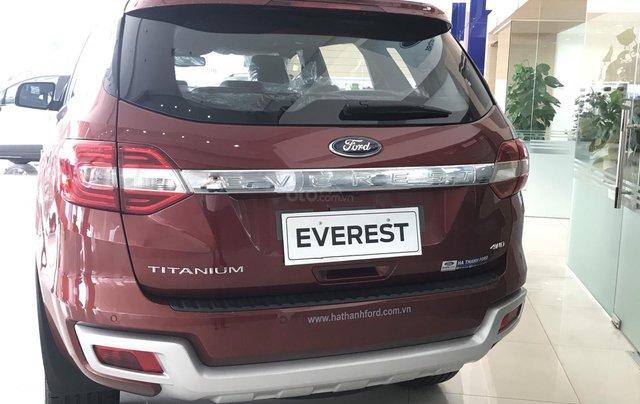 Bán lô Ford Everest Titanium Biturbo đời 2019, giảm hơn 100 triệu tiền mặt, quà tặng hấp dẫn, LH đặt xe: 0969.016.6922