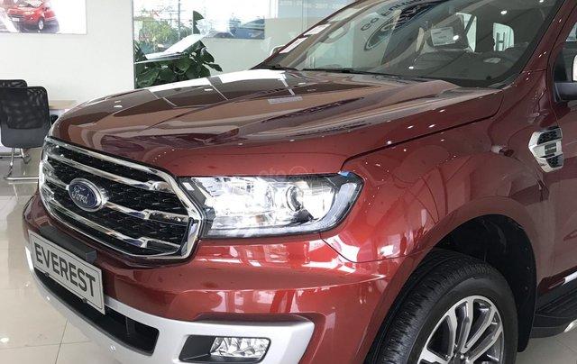 Bán lô Ford Everest Titanium Biturbo đời 2019, giảm hơn 100 triệu tiền mặt, quà tặng hấp dẫn, LH đặt xe: 0969.016.6926