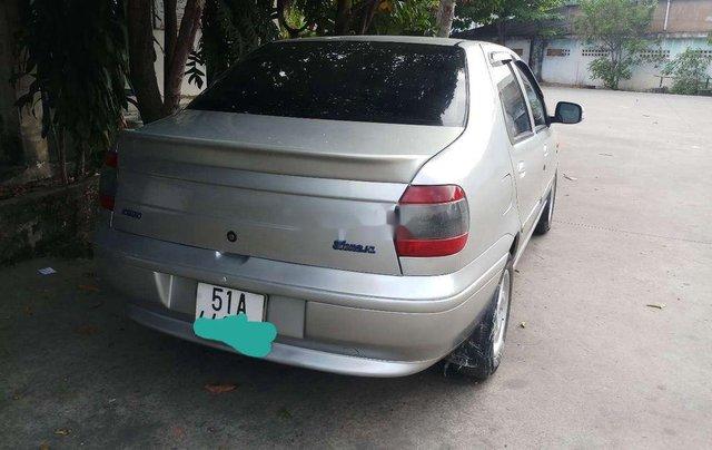 Bán Fiat Siena sản xuất 2002, màu bạc, nhập khẩu nguyên chiếc5