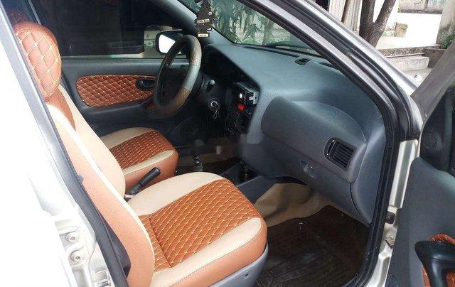 Bán Fiat Siena sản xuất 2002, màu bạc, nhập khẩu nguyên chiếc3
