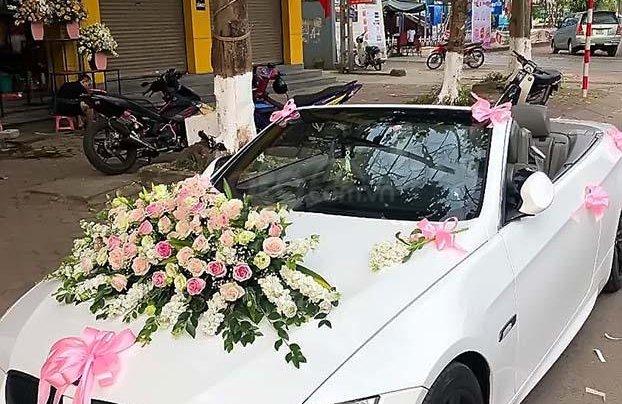 Cần bán lại xe BMW 3 Series 335i năm sản xuất 2007, màu trắng, xe nhập số tự động giá cạnh tranh1