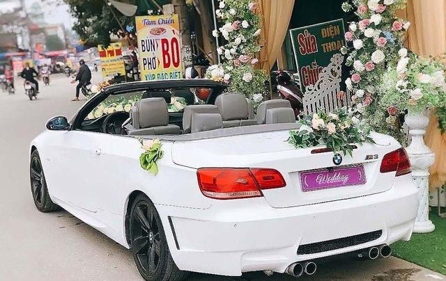 Cần bán lại xe BMW 3 Series 335i năm sản xuất 2007, màu trắng, xe nhập số tự động giá cạnh tranh3