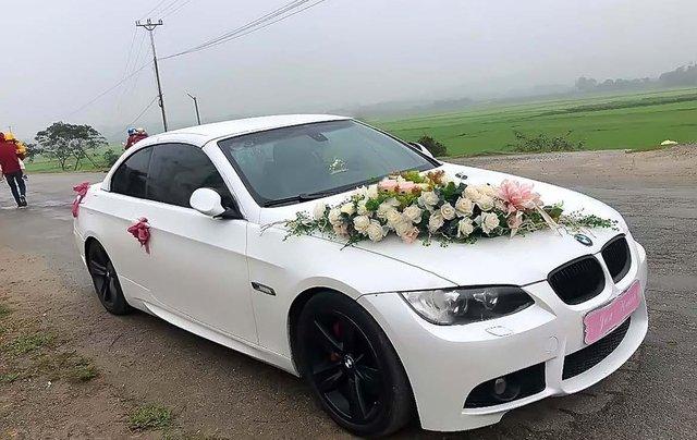 Cần bán lại xe BMW 3 Series 335i năm sản xuất 2007, màu trắng, xe nhập số tự động giá cạnh tranh0