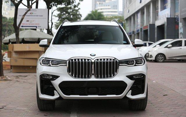 Cần bán xe BMW X7 năm sản xuất 2020, nhập Mỹ, full option0