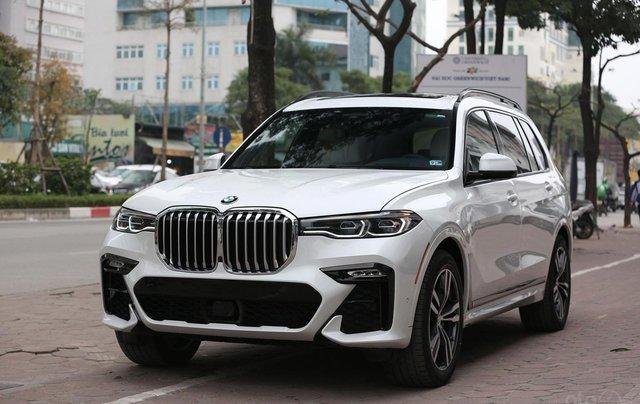 Cần bán xe BMW X7 năm sản xuất 2020, nhập Mỹ, full option1