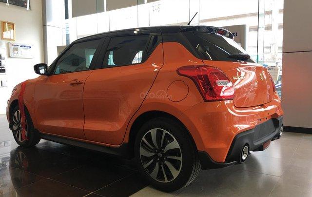 Suzuki Swift đổi màu, độ body, cực đẹp4