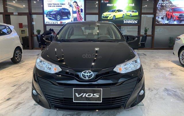 Toyota Vios 1.5E CVT 2020 (số tự động) - Giá cực sốc - 09315488660