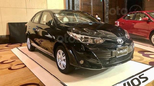Toyota Vios 1.5E CVT 2020 (số tự động) - Giá cực sốc - 09315488663