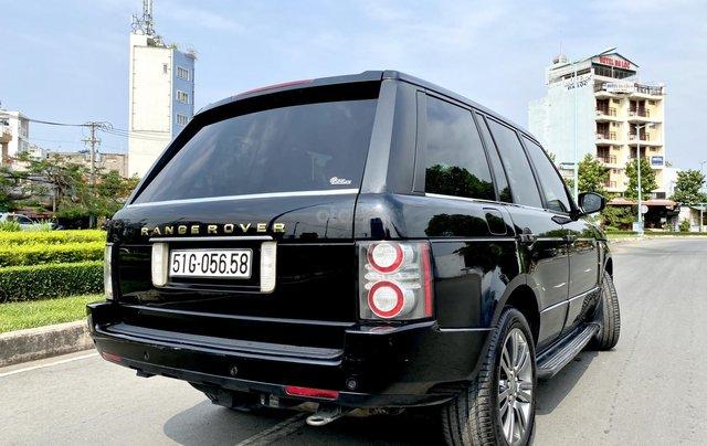 Range Rover HSE nhập Anh 2009 màu đen, loại thùng to, hàng full cao cấp, đủ đồ chơi không thiếu món nào, cửa sổ trời, cốp điện1