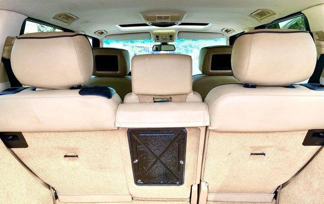 Range Rover HSE nhập Anh 2009 màu đen, loại thùng to, hàng full cao cấp, đủ đồ chơi không thiếu món nào, cửa sổ trời, cốp điện2