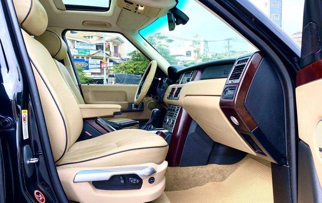 Range Rover HSE nhập Anh 2009 màu đen, loại thùng to, hàng full cao cấp, đủ đồ chơi không thiếu món nào, cửa sổ trời, cốp điện5
