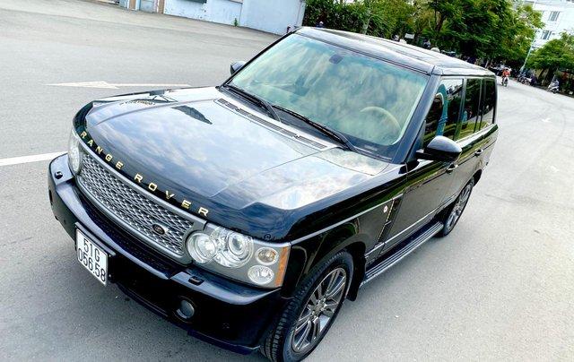 Range Rover HSE nhập Anh 2009 màu đen, loại thùng to, hàng full cao cấp, đủ đồ chơi không thiếu món nào, cửa sổ trời, cốp điện6