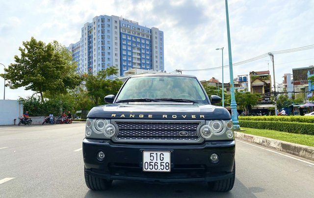 Range Rover HSE nhập Anh 2009 màu đen, loại thùng to, hàng full cao cấp, đủ đồ chơi không thiếu món nào, cửa sổ trời, cốp điện9
