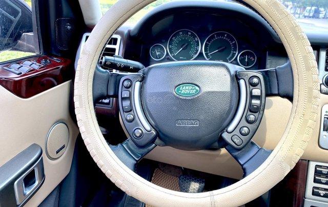 Range Rover HSE nhập Anh 2009 màu đen, loại thùng to, hàng full cao cấp, đủ đồ chơi không thiếu món nào, cửa sổ trời, cốp điện10