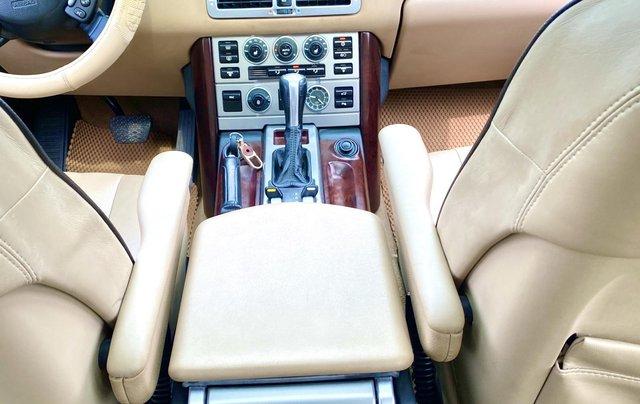 Range Rover HSE nhập Anh 2009 màu đen, loại thùng to, hàng full cao cấp, đủ đồ chơi không thiếu món nào, cửa sổ trời, cốp điện11