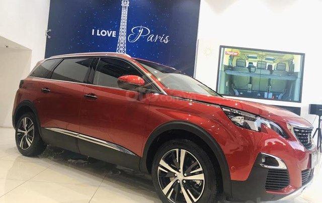 Peugeot Thanh Xuân - Peugeot 5008 AT giá tốt nhất thị trường + bảo hành chính hãng lên tới 5 năm3