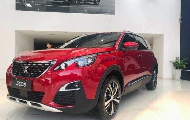 Peugeot Thanh Xuân - Peugeot 5008 AT giá tốt nhất thị trường + bảo hành chính hãng lên tới 5 năm0