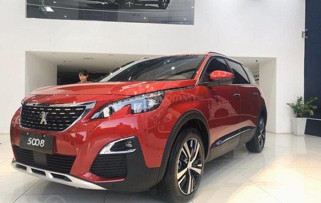 Peugeot Thanh Xuân - Peugeot 5008 AT giá tốt nhất thị trường + bảo hành chính hãng lên tới 5 năm4