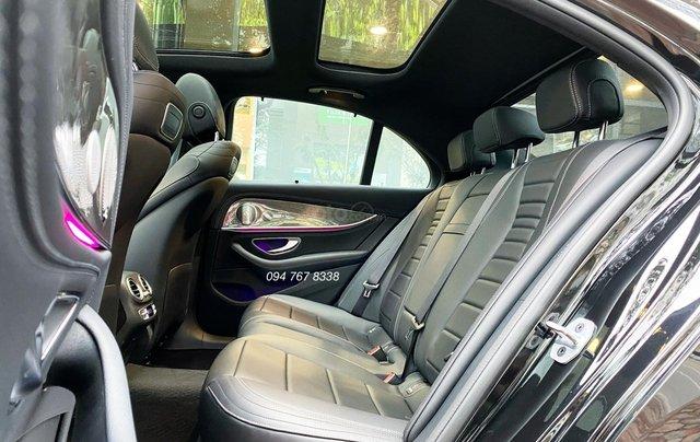 Xe lướt chính hãng - Mercedes E300 2020, màu đen, chạy 3.600km, giá cực tốt5