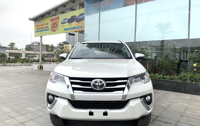 Toyota Fortuner 2.4AT 2020 (máy dầu) - giá cực sốc - 09315488660