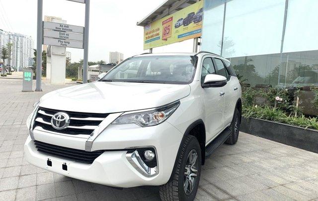 Toyota Fortuner 2.4AT 2020 (máy dầu) - giá cực sốc - 09315488661