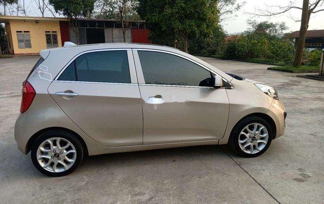 Bán ô tô Kia Picanto AT sản xuất 2013, nhập khẩu nguyên chiếc số tự động2