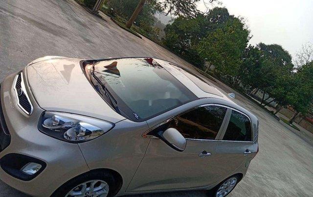 Bán ô tô Kia Picanto AT sản xuất 2013, nhập khẩu nguyên chiếc số tự động0