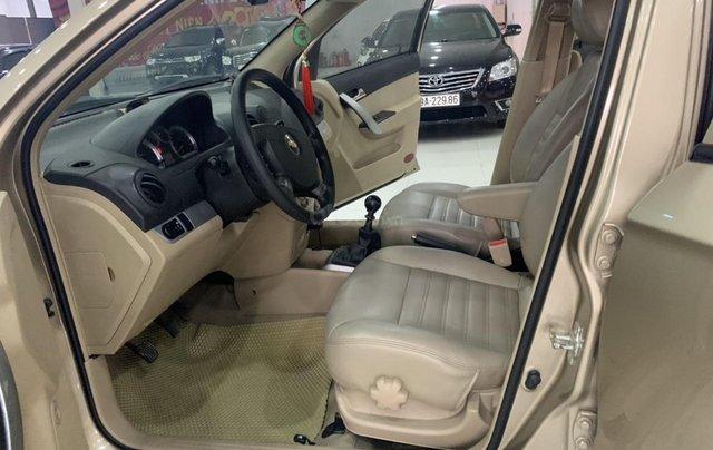 Cần bán lại xe Chevrolet Aveo năm 2016, giá 305tr6